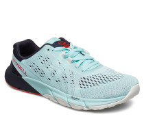 Bare Acccess Flex 2 E-Mesh/ Bleached Aqua Shoes Sport Shoes Running Shoes Blau MERRELL