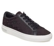 Court Niedrige Sneaker Schwarz DKNY
