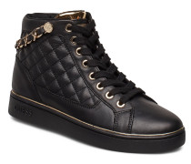 Brodee/Stivaletto /Lea Hohe Sneaker Schwarz GUESS