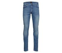 Luke Slim Jeans Blau