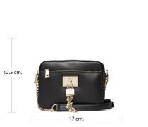 Elissa-Cbody-Pebble Bags Small Shoulder Bags/crossbody Bags Schwarz