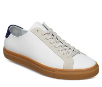 M. Morgan Low Mix Sneaker
