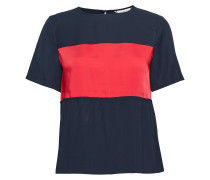 Frances Top Ss Tshirt Top Blau TOMMY HILFIGER