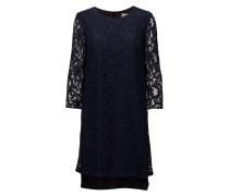 Marley Dress Kleid Knielang Blau INWEAR