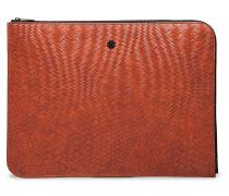 Day Plaiting Folder Bags Kreditkartenhalters & Wallets Wallets Orange DAY ET