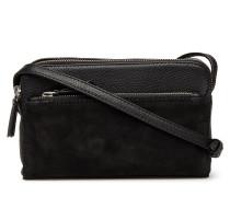 Flora Crossbody Bag, Suede