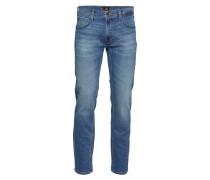 Daren Zip Fly Slim Jeans Blau LEE JEANS