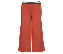 Seim Culottes Hosen Mit Weitem Bein Orange KARI TRAA