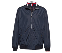 Bt-Nylon Harrington Bomber-B