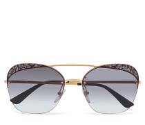0vo4104s Pilotensonnenbrille Sonnenbrille Gold