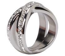 Nagyz I Ss Crystal Ring Schmuck Silber