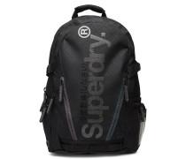 Hexline Tech Tarp Backpack Rucksack Tasche Schwarz