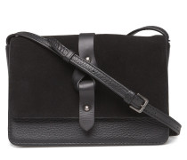 Lexa Crossbody Bag, Suede