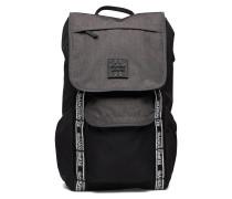 Super Semester Backpack Rucksack Tasche Schwarz