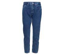 High Rise Slim Izzy, Boyfriend-Jeans Blau TOMMY JEANS