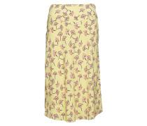 Senga Knielanges Kleid Gelb