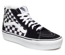 Ua Sk8-Hi Platform 2.0 Hohe Sneaker Weiß