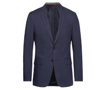 Esp-Hattrick3 Blazer Jackett Blau