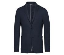 Pique Jersey Patch P Blazer Jackett Blau CALVIN KLEIN