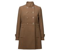 Nichelle Coat Wollmantel Mantel Braun