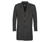 11 Lawson 10005984 Wollmantel Mantel Grau