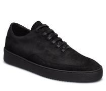 Low Mondo Ripple Singular Niedrige Sneaker Schwarz FILLING PIECES