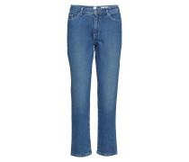 J30 Corona Hose Mit Geraden Beinen Blau BOSS CASUAL WEAR