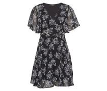 Ella Dress Kurzes Kleid Schwarz GUESS JEANS