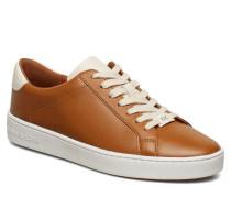 Irving Lace Up Niedrige Sneaker Braun