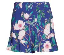 Molly Shorts Shorts Flowy Shorts/Casual Shorts Blau BY MALINA