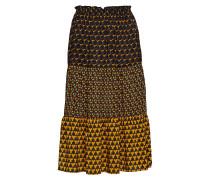 Day Lunaria Langes Kleid Gelb DAY BIRGER ET MIKKELSEN