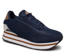 Ella Mesh Niedrige Sneaker Blau