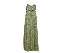Way L Dress Aop 6891 Maxikleid Partykleid Gelb