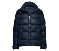 W-Smith-A Jacket Gefütterte Jacke Blau DIESEL MEN