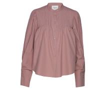 Ula Shirt Bluse Langärmlig Pink