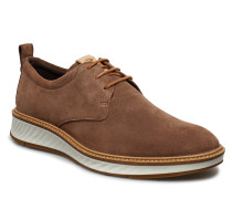 St.1 Hybrid Shoes Business Laced Shoes Braun