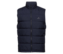 O1. The Panel Down Vest
