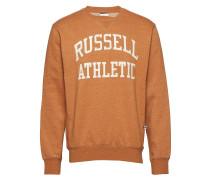 Ru Crew Neck Tackle Twill Sweatshirt