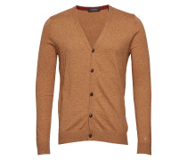 Classic Cardigan In Soft Cotton Quality