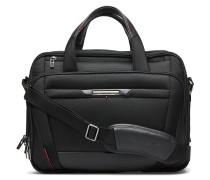 Pro-Dlx 5 Laptop Bailhandle 15,6 Laptop-Tasche Tasche Schwarz