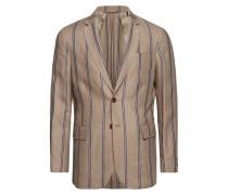 O1. The Ivy Stripe Blazer Blazer Jackett Beige