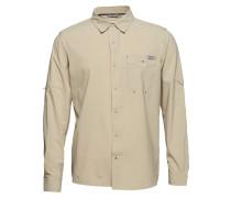Triple Canyon™ Solid Langarm Hemd Hemd Casual Beige COLUMBIA