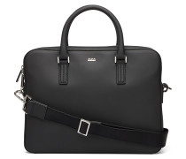 Signature R_slim Doc Laptop-Tasche Tasche Schwarz BOSS BUSINESS WEAR