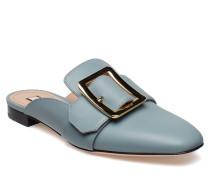 Janesse Schuhe Slipins Blau