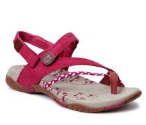 Siena Black Flache Sandalen Pink MERRELL