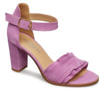 Silke Wave Sandale Mit Absatz Pink PAVEMENT