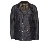 Fieldmaster Jacket Lederjacke Blau