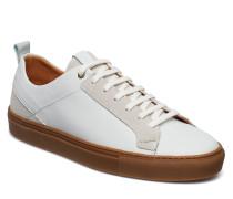 Linden L Niedrige Sneaker Weiß