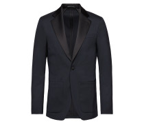M. Dean Tuxedo Jacket Smoking Blau FILIPPA K