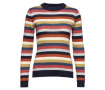 Melis Knit Multi O-Neck